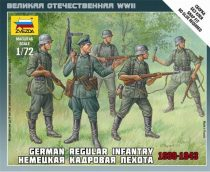 Zvezda German Regular Infantry 1939-43