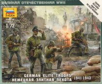 Zvezda German Elite Troops 1939-43