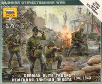 Zvezda German Elite Troops 1939-43