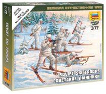 Zvezda Soviet Skiers