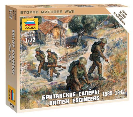 Zvezda British Engineers