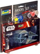 Revell Model Set TIE Interceptor makett