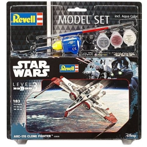 Revell Model Set ARC-170 Fighter makett