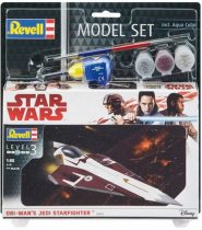 Revell Model Set Obi Wan's Jedi Starfighter makett