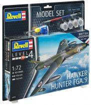 Revell Model Set 100 Years RAF - Hawker Hunter FGA.9 makett