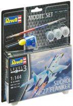 Revell Model Set Su-27 Flanker makett