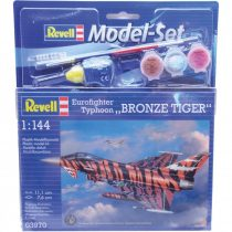 "Revell Eurofighter ""Bronze Tiger"" makett"