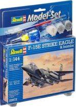 Revell Model Set F-15E STRIKE EAGLE makett