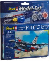 Revell Model-Set F-16C USAF makett