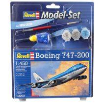 Revell Model Set Boeing 747-200