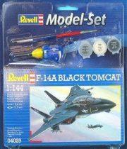 Revell Model Set F-14A Black Tomcat makett