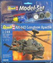Revell Model Set AH-64D Longbow Apache makett