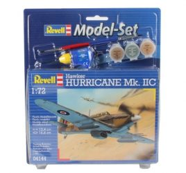 Revell Model Set Hawker Hurrican