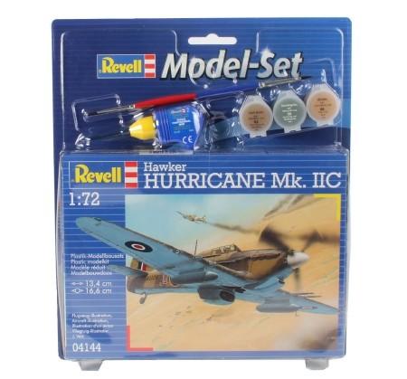 Revell Model Set Hawker Hurrican