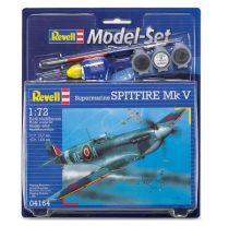 Revell Model Set Spitfire Mk V makett