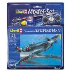 Revell Model Set Spitfire Mk V