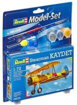 Revell Model Set Stearman Kaydet makett