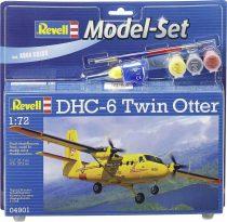 Revell Model Set DHC-6 Twin Otter makett