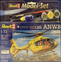 Revell Model Set Airbus Helicopters EC135 ANWB makett