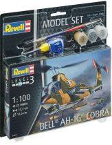 Revell Model Set Bell AH-1G Cobra makett