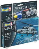 Revell Model Set SH-60 Navy Helicopter makett