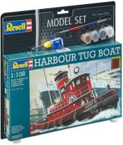 Revell Model Set Harbour Tug Boat makett