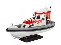 Revell Model Set Search & Rescue Daughter-Boat VERENA makett