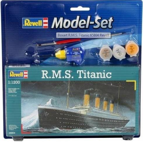 Revell Model Set R.M.S. Titanic makett