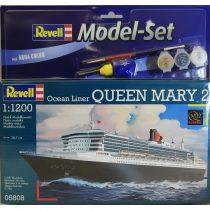 Revell Model Set Queen Mary 2 makett