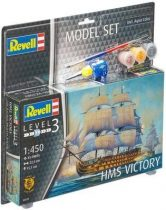 Revell Model Set Admiral Nelson Flagship (HMS Victory) makett