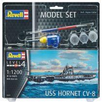 Revell Model Set USS Hornet makett