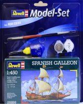 Revell Model Set Spanish Galleon makett
