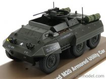 EDICOLA  FORD USA M20 ARMORED UTILITY CAR USA TANK 1944