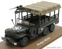 EDICOLA  DODGE WC63 TRUCK 704th TANK DESTROYER BATTALION ARRACOURT FRANCE 1944