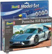 Revell Model Set Porsche 918 Spyder makett