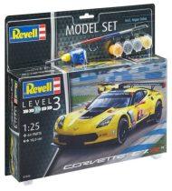 Revell Model Set Corvette C7.R makett