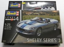 Revell Model Set Shelby Series I makett