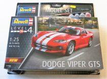 Revell Model Set Dodge Viper GTS makett