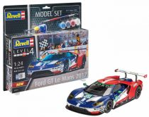 Revell Model Set Ford GT Le Mans 2017 makett