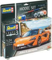 Revell Model Set McLaren 570S makett