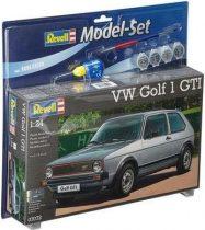 Revell VW Golf 1 GTI makett