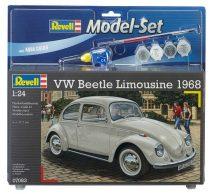 Revell Model Set VW Beetle Limousine 68 makett