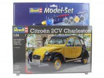 Revell Model Set Citroen 2CV CHARLESTON makett
