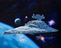 Revell Star Wars - Imperial Star Destroyer makett