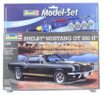 Revell Model Set Shelby Mustang GT 350 H makett