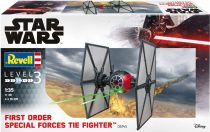 Revell Star Wars - Special Forces TIE Fighter makett
