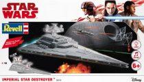 Revell Star Wars - Imperial Star Destroyer Build & Play makett