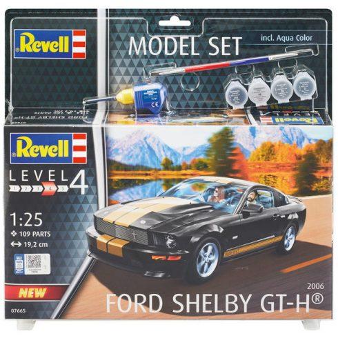 Revell Model Set 2006 Ford Shelby GT-H makett