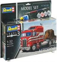 Revell Model Set Kenworth Aerodyne makett