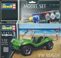 Revell Model Set VW Buggy makett